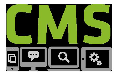 sistema para gestión de contenido cms